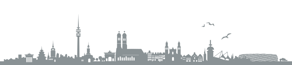 Muenchen_Musik_Band_Silhouette