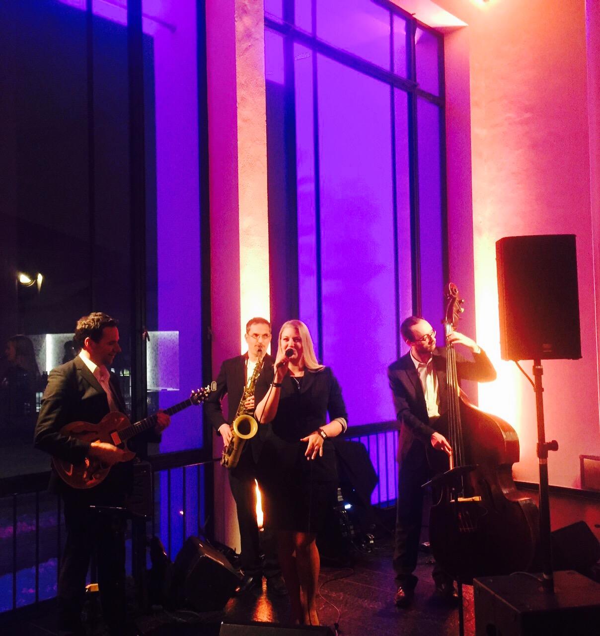 Die Jazzband in München
