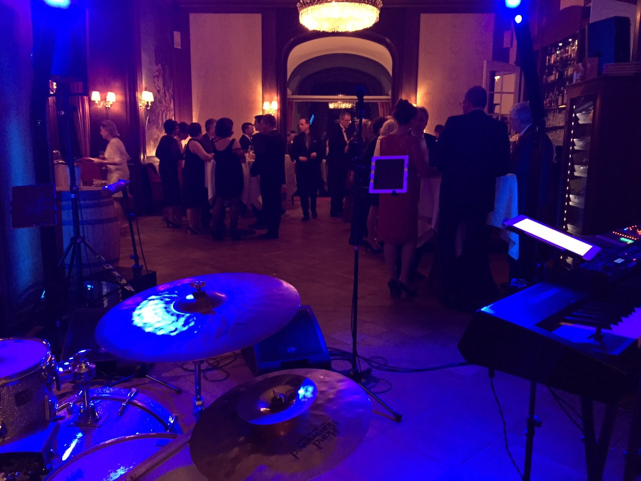Liveband_Jazzband_Geburtstag