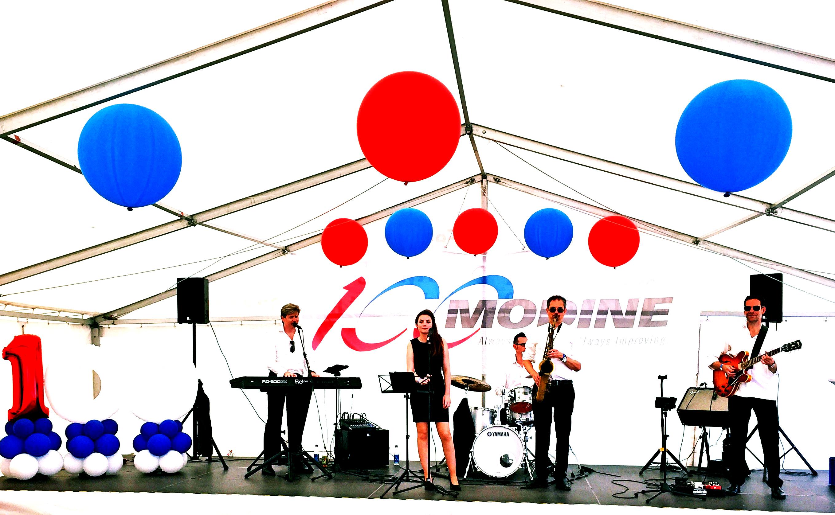 Liveband-Baden-Wuerttemberg