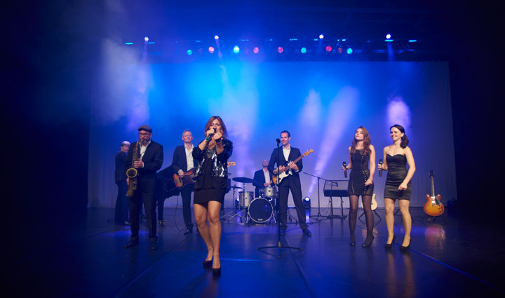 Band Richies Twins Hochzeitsband Liveband Party 2 5 Musiker
