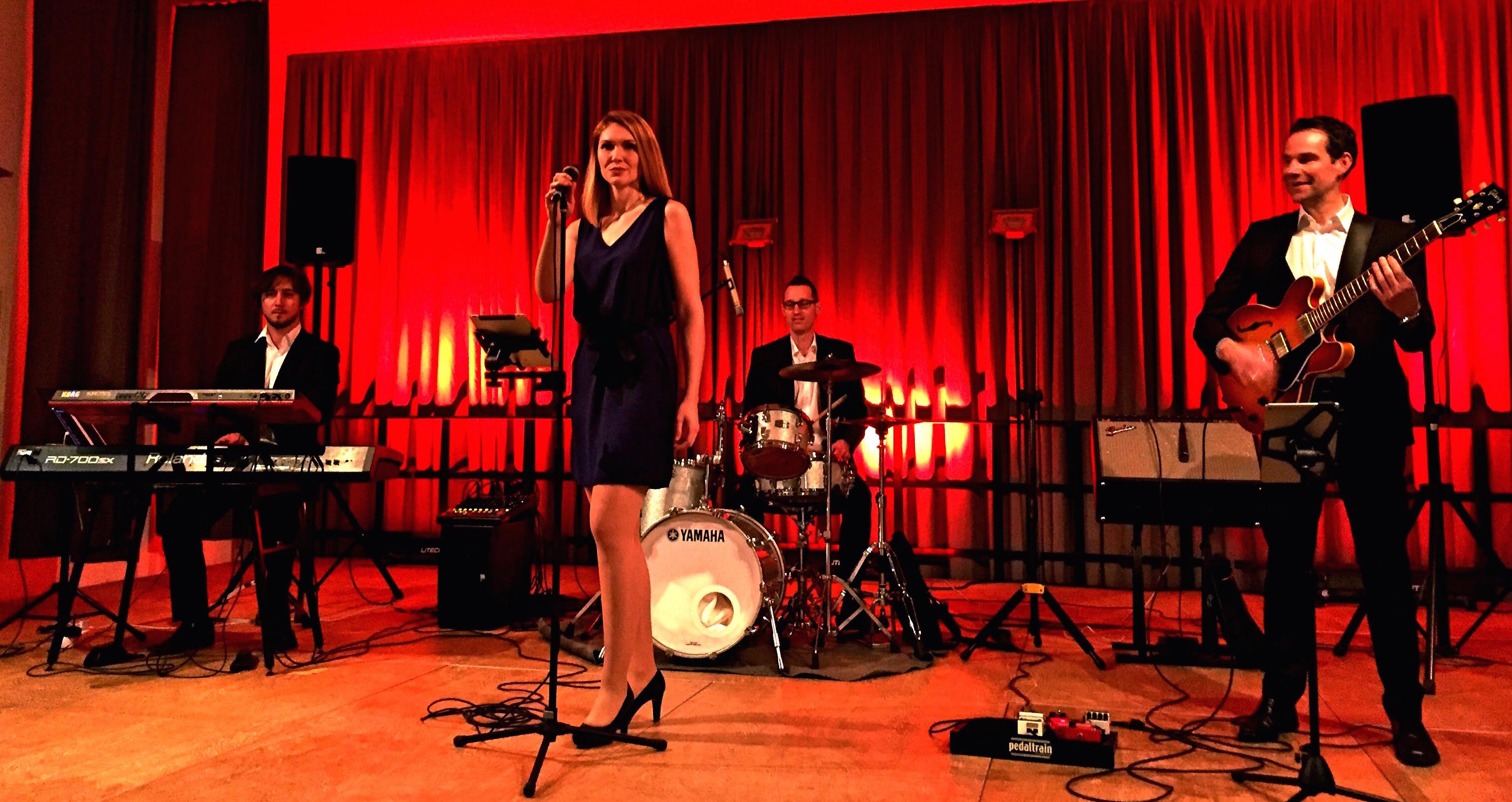 Liveband Schwaebisch Hall