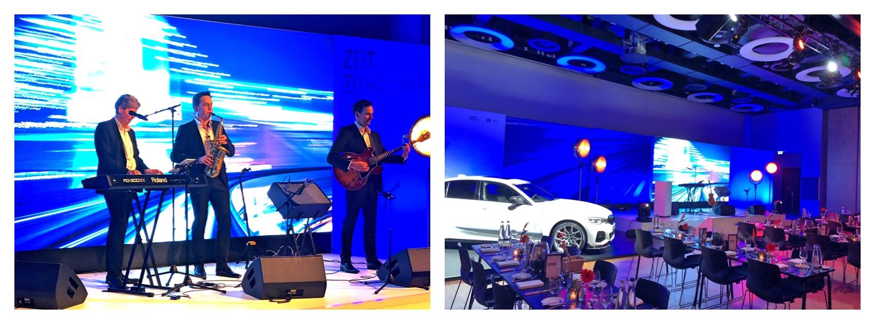 Liveband-Muenchen-BMW