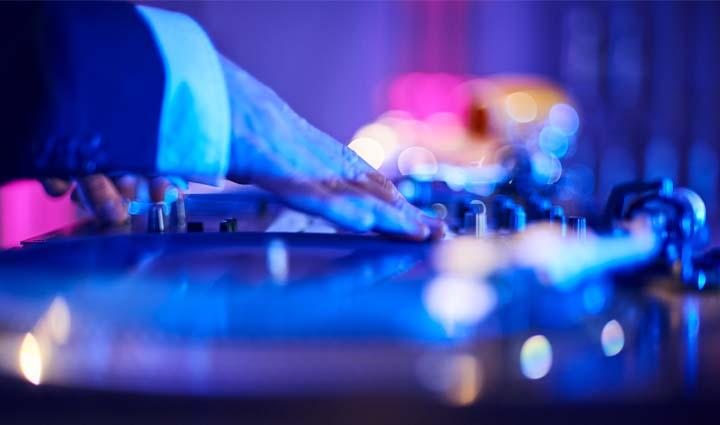 Band DJ Geburtstag