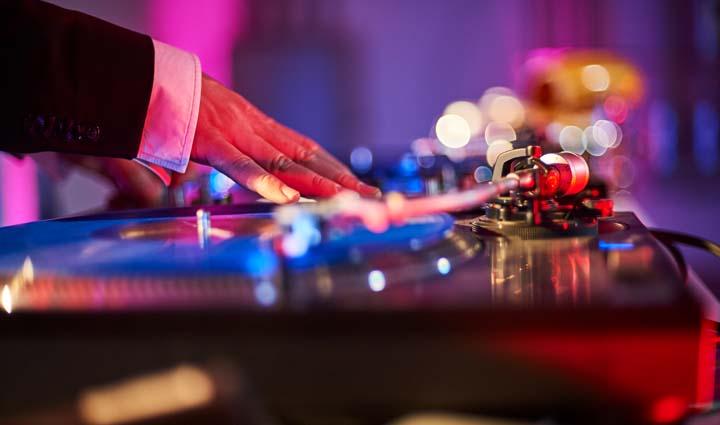Liveband DJ Berlin