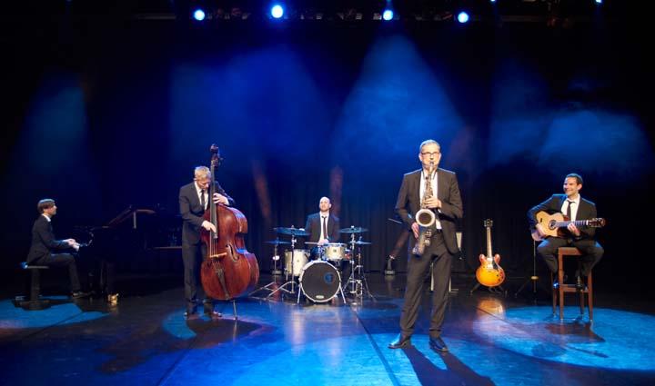 Livemusiker-Jazzmusiker