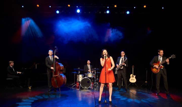 Live-Musik Betriebsfeier